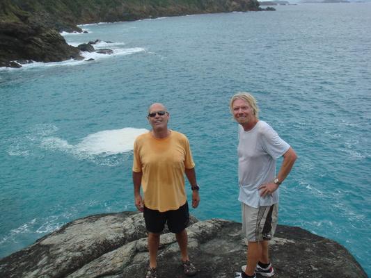ken_baxter_and_sir_richard_branson_moskito_island_caribbean