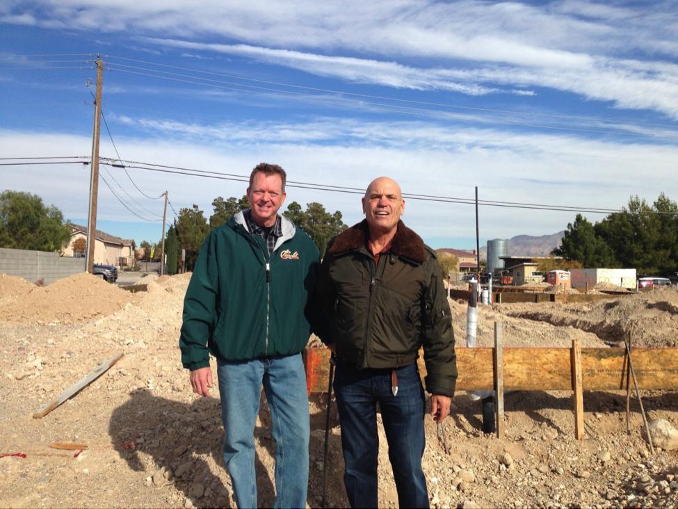 Ken Baxter and Joe Whatley present: Liberty Homes!