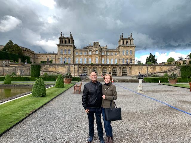Magnificent Blenheim Palace